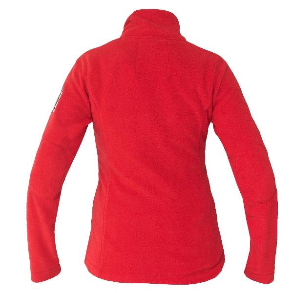 Sara Ladies' Fleece Jacket with Heat Print