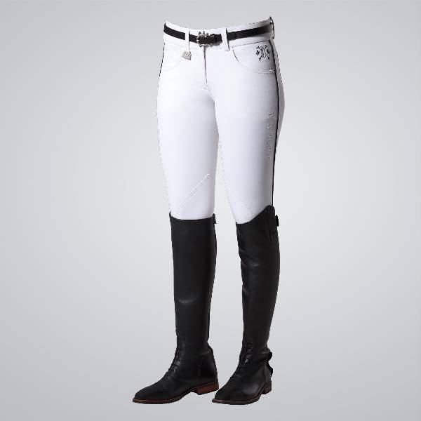 B Vertigo Ladies Kimberley ProActive Full Seat Breeches