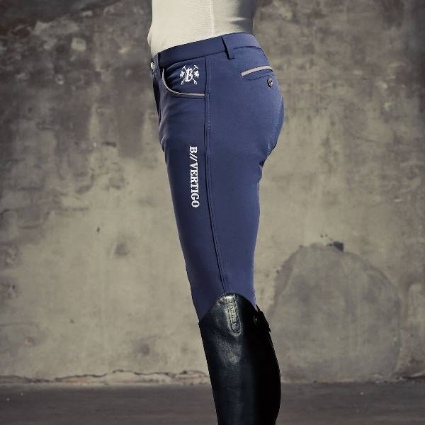 B Vertigo Mens David Full Seat Breeches