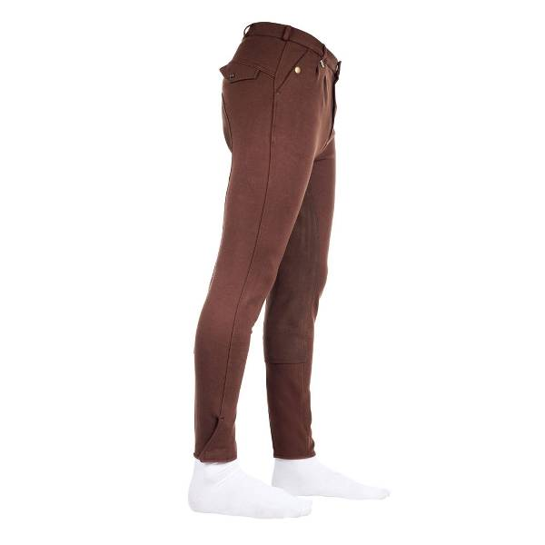Horze Mens Equi-Techmens Full Seat Breeches