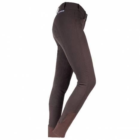 Horze Grand Prix Extended Patch Breeches - Ladies, Knee Patch