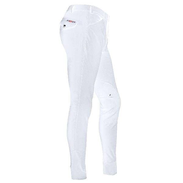 Horze Grand Prix Extend Breeches - Mens, Knee Patch