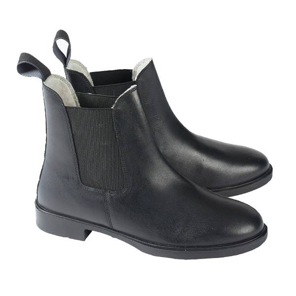 Horze Adult Economic Winter Jodphur Boots