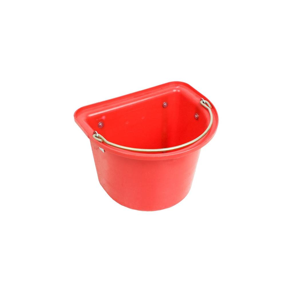 Horze Flat Back Bucket