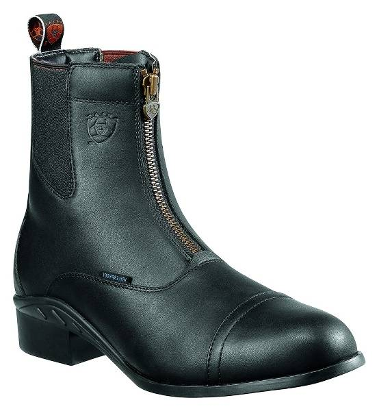 Ariat Heritage III Waterproof Paddock Boots - Mens, Black