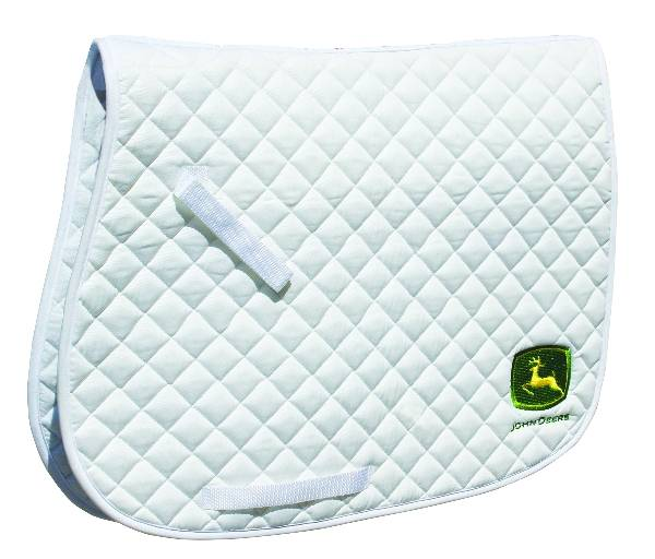 Professionals Choice John Deere All-Purpose Saddle Pad