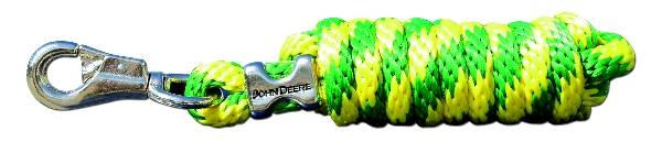 Professionals Choice John Deere Nylon Lead Rope
