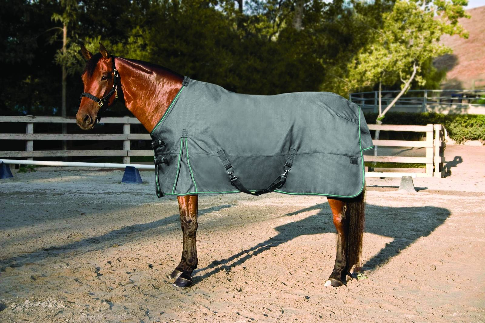Kensington All Around HD Turnout - Lite/Medium Weight (80g)