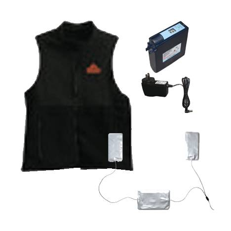 Techniche Iongear Battery Powered Heating Vest