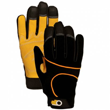 Bellingham Mens Performance Cowgrain Gloves