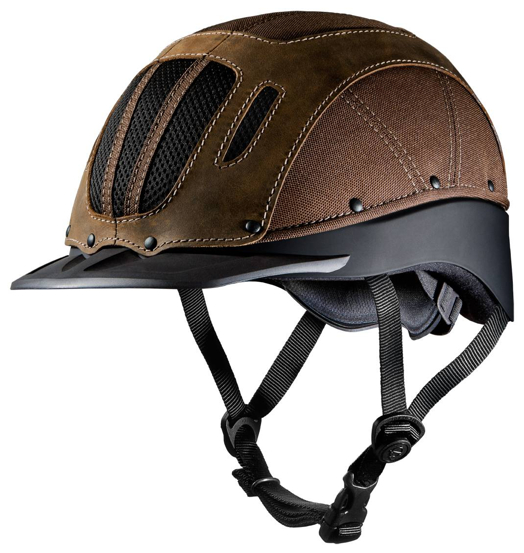 Troxel Sierra Low Profile Helmet - Black