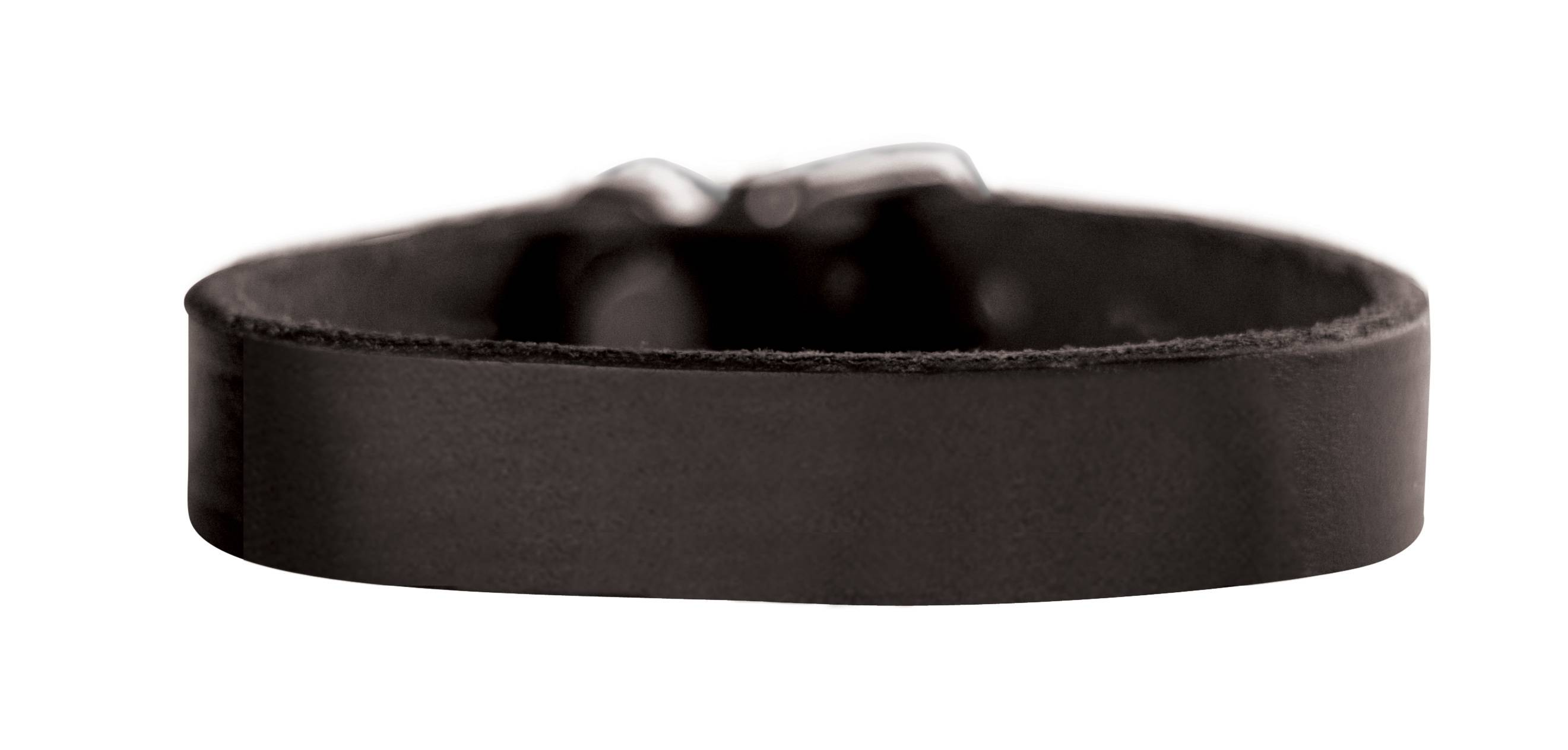 Perri's Leather Bracelet