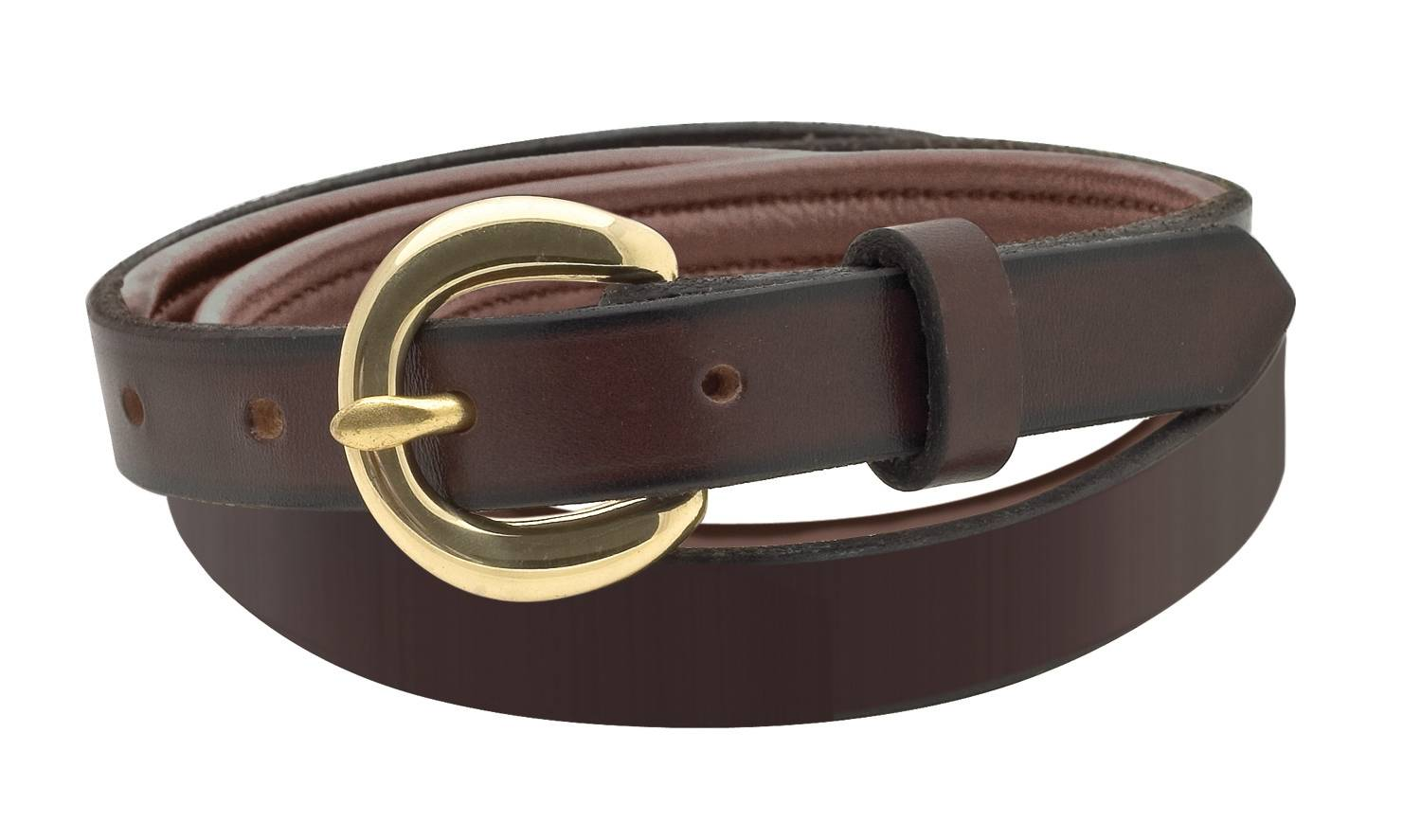 Perris Padded Leather Belt - Ladies