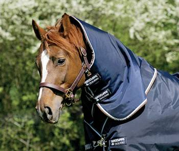 Rambo by Horseware Duo Neck Cover