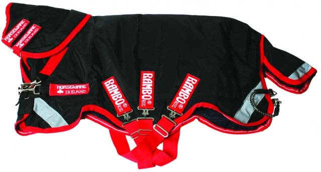 Rambo Supreme Turnout - Heavy Weight, Vari-Layer