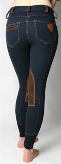 Horseware Newmarket Belle Breeches - Ladies, Badge