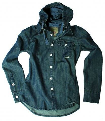 Horseware Ena Denim Shirt -Ladies