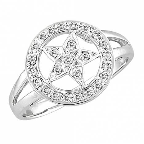 Kelly Herd Small Star Ring