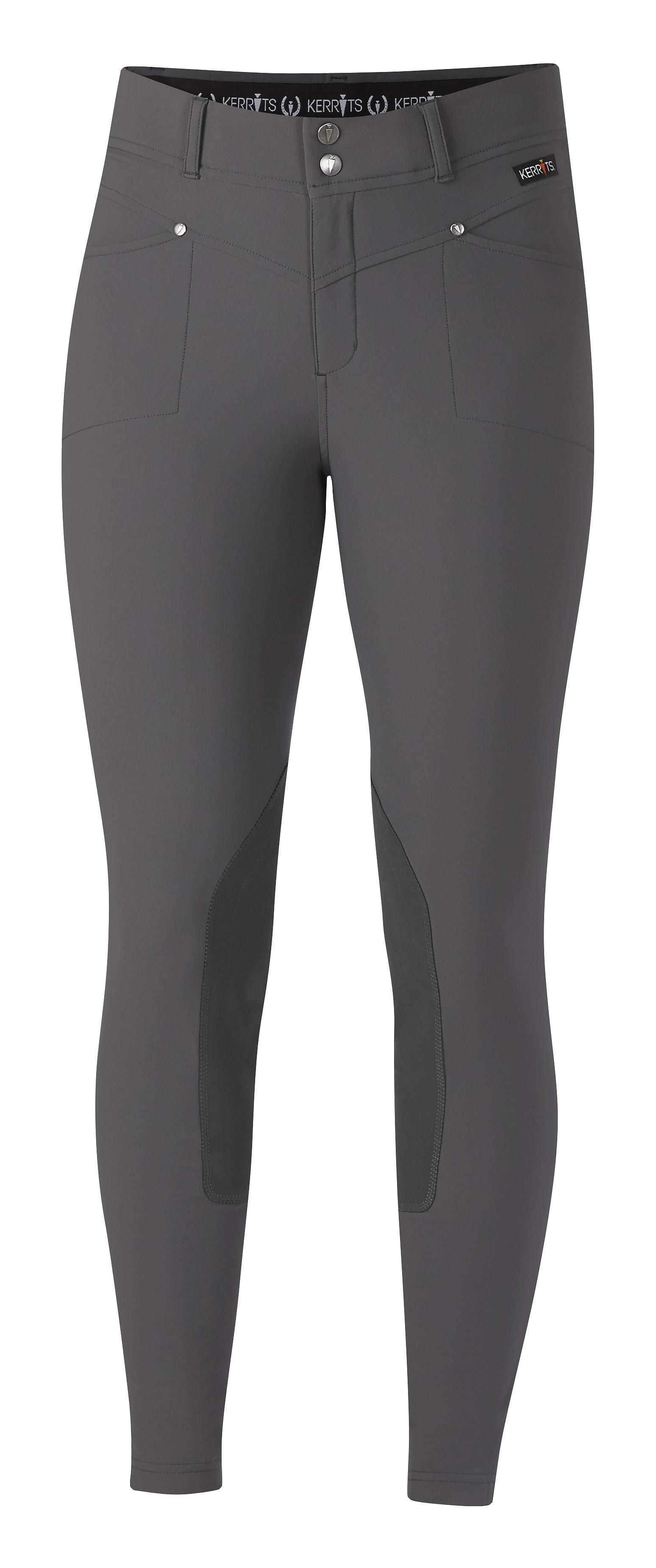 Kerrits Ladies Cross Over Knee Patch Breeches
