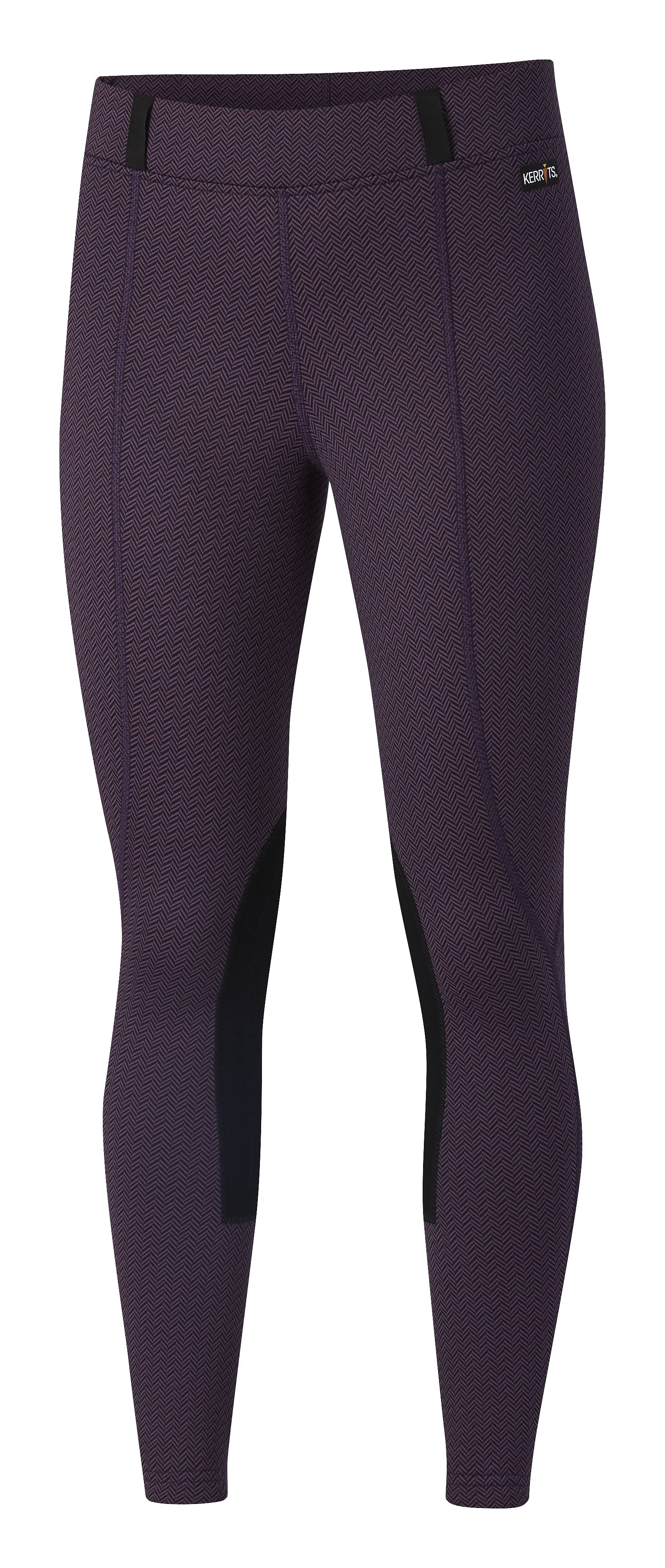 Kerrits Fleece Flow Rise Performance Tight - Ladies