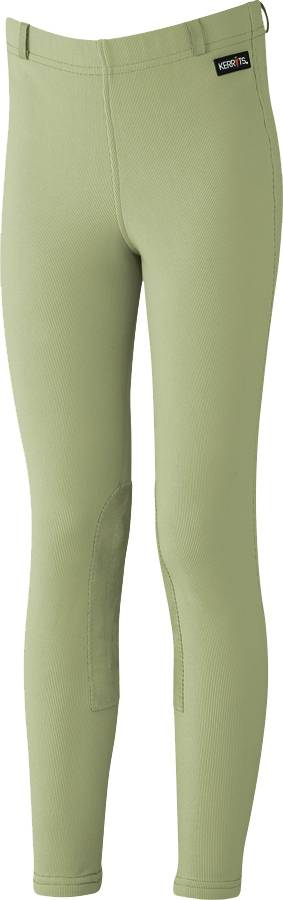 Kerrits Kids Microcord Knee Patch Riding Breech