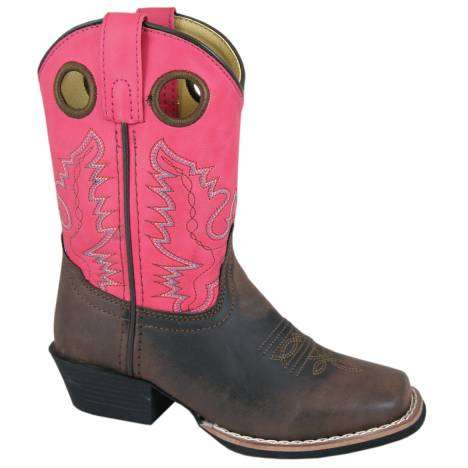 Smoky Mountain Kids Cottonwood Boots