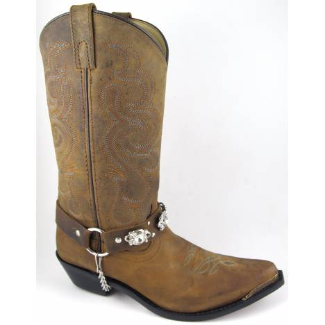 Smoky Mountain Arroyo Grande Western Boots - Ladies, Brown