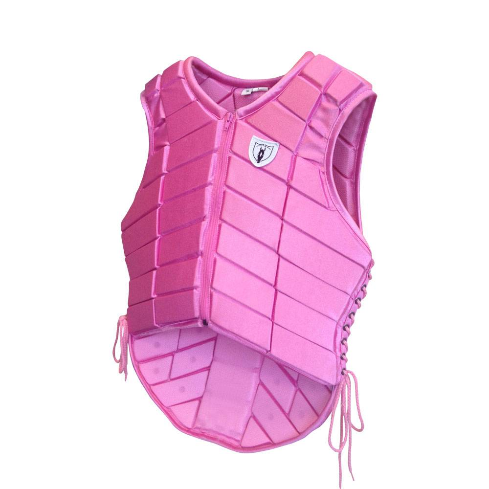 Outlet - Tipperary Eventer Protective Vest, X-Large, Pink