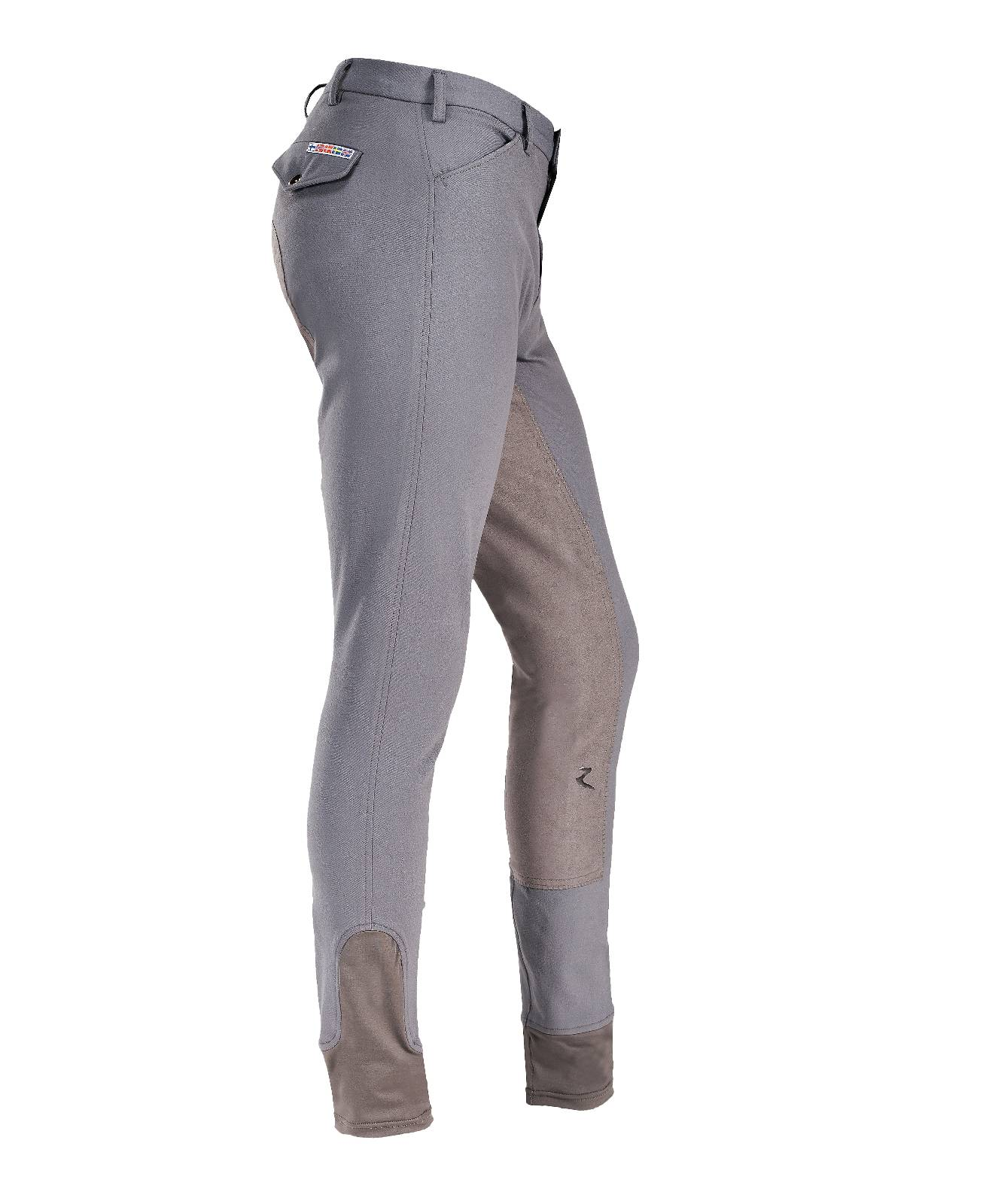 Horze Grand Prix Extend Men's Full Seat Breeches