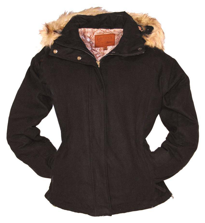 Outback Trading Gold Cup Jacket- Ladies