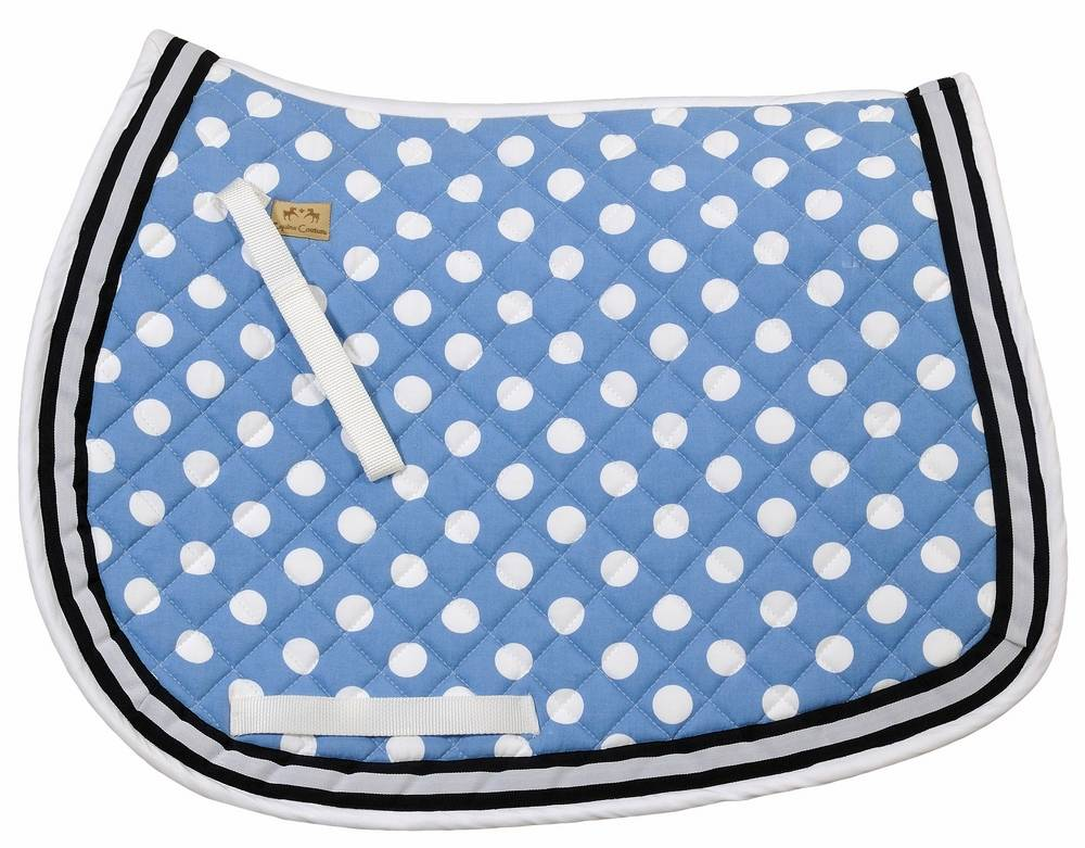 Equine Couture Emma Saddle Pad - All Purpose