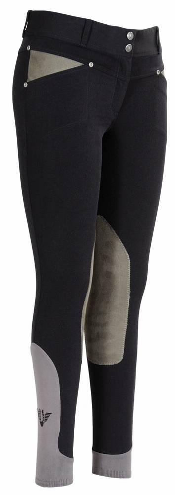 Tuffrider Sydney Breeches - Ladies, Knee Patch