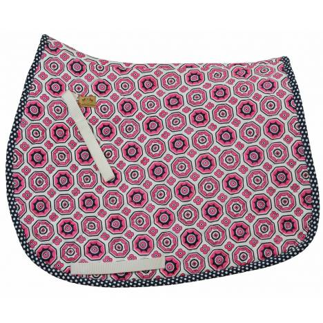 Equine Couture Kelsey Saddle Pad - All Purpose