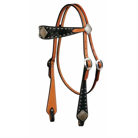 Reinsman Sharon Camarillo Diamond Browband Headstall