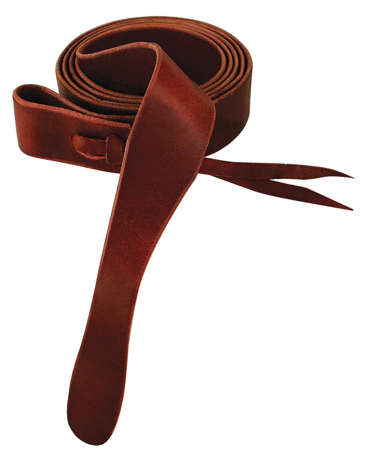 Reinsman Molly Powell Over & Under Latigo Tie Strap