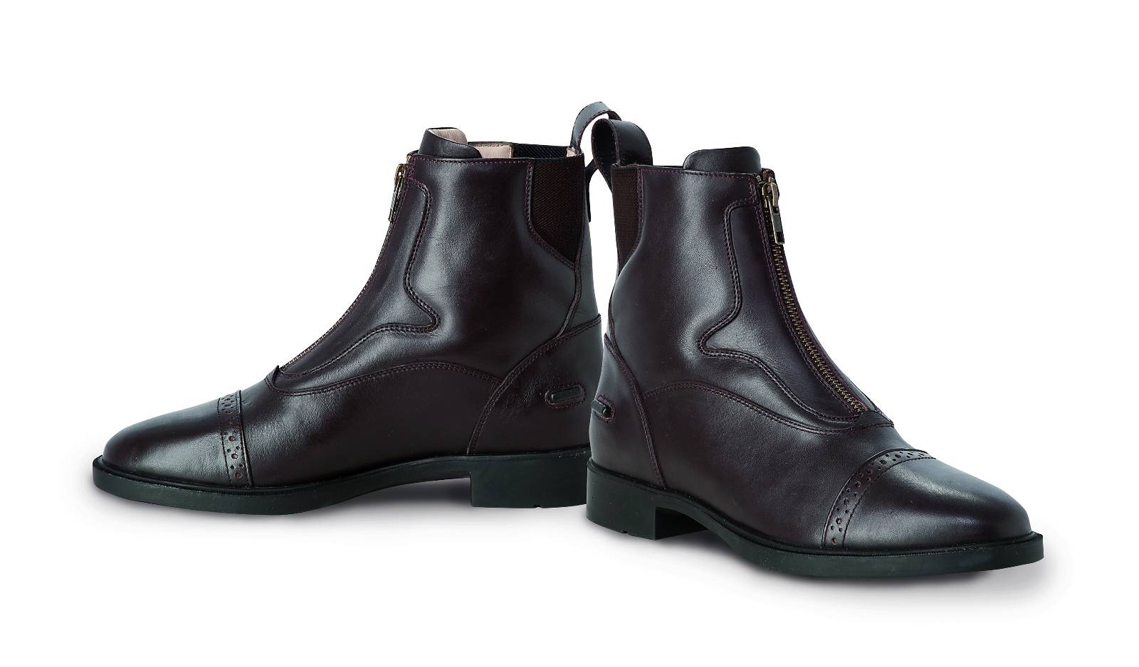 Tredstep Giotto Zip Paddock Boots - Ladies