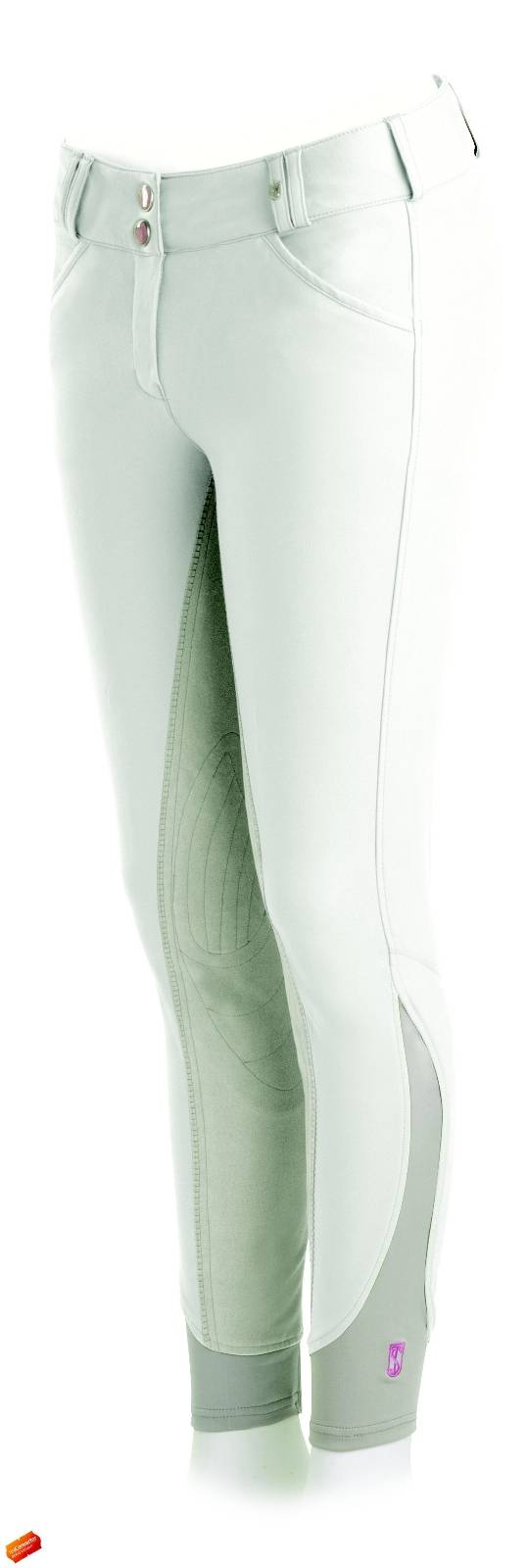 Outlet - Tredstep Rosa Breeches - Ladies, Full Seat, 30 Long, White