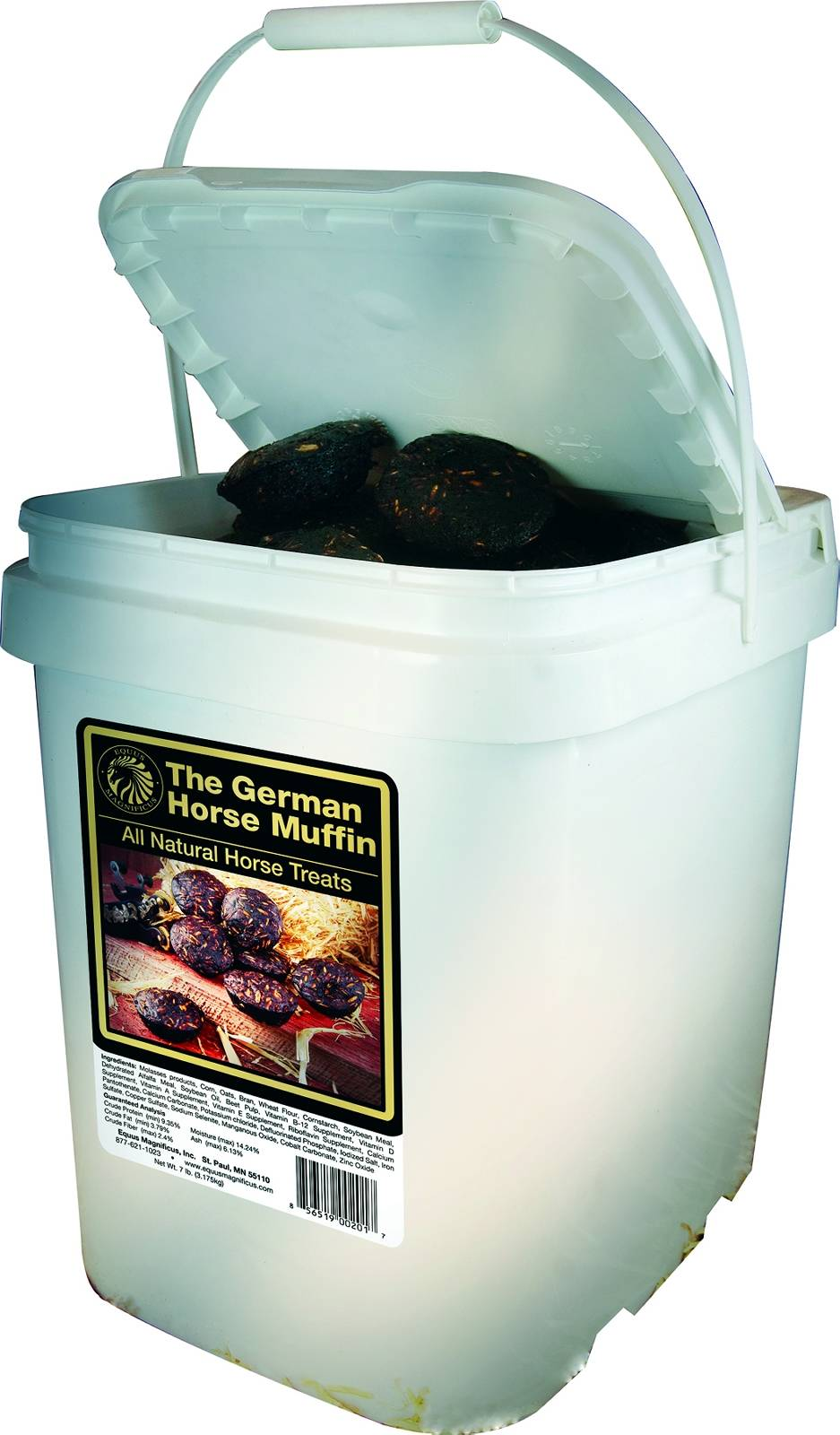 German Horse Muffin All Natural Horse Treats