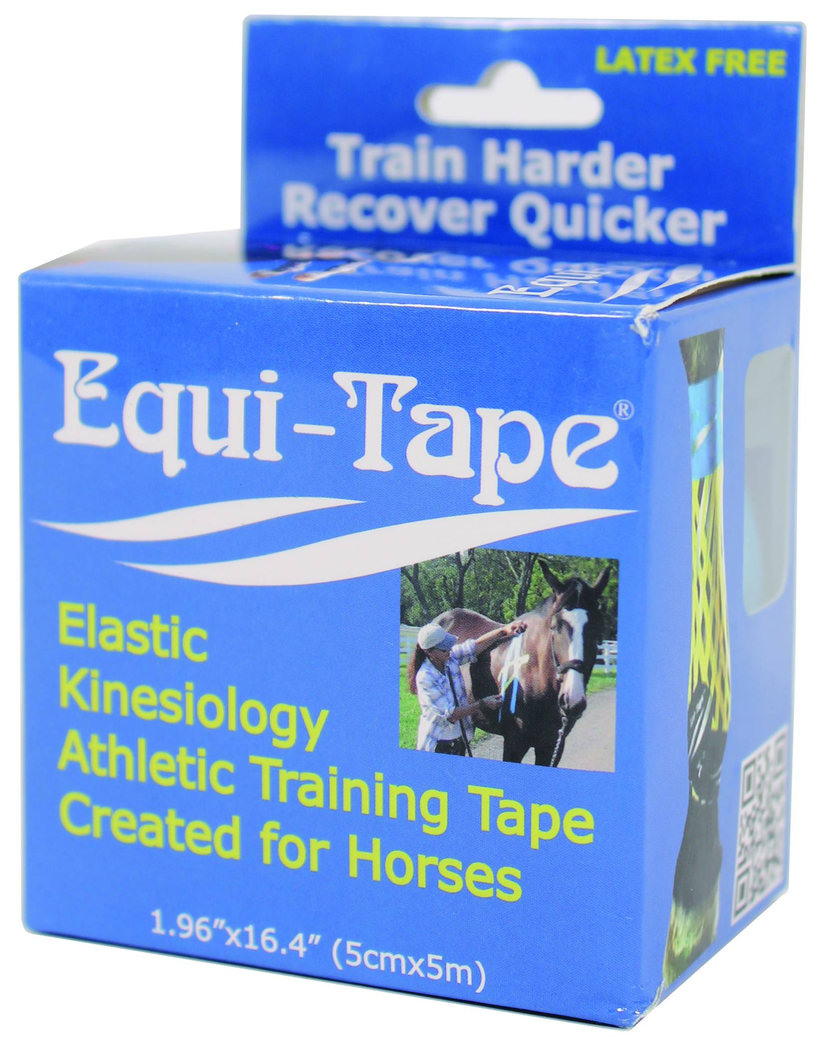 Equi-Tape Kinesiology Training & Rehab Tape