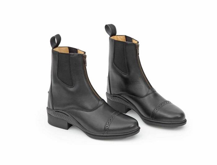 Shires Ladies Oxford Zip Paddock Boots