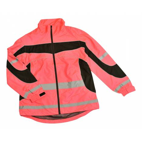 Equisafety Ladies' Reflective Lightweight Jacket