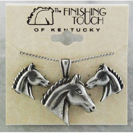 Finishing Touch Arabian Horse Head Gift Set