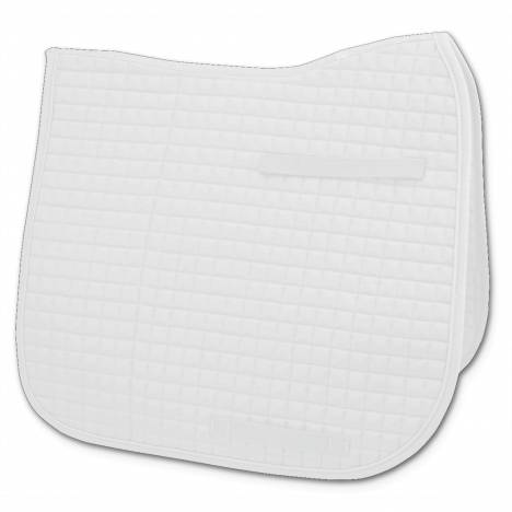 Passport Square Quilted Dressage Saddle Pad