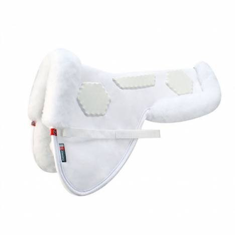 Matrix Ergonomic Dressage Coolmax Half Pad w/Hex Pro-Impact
