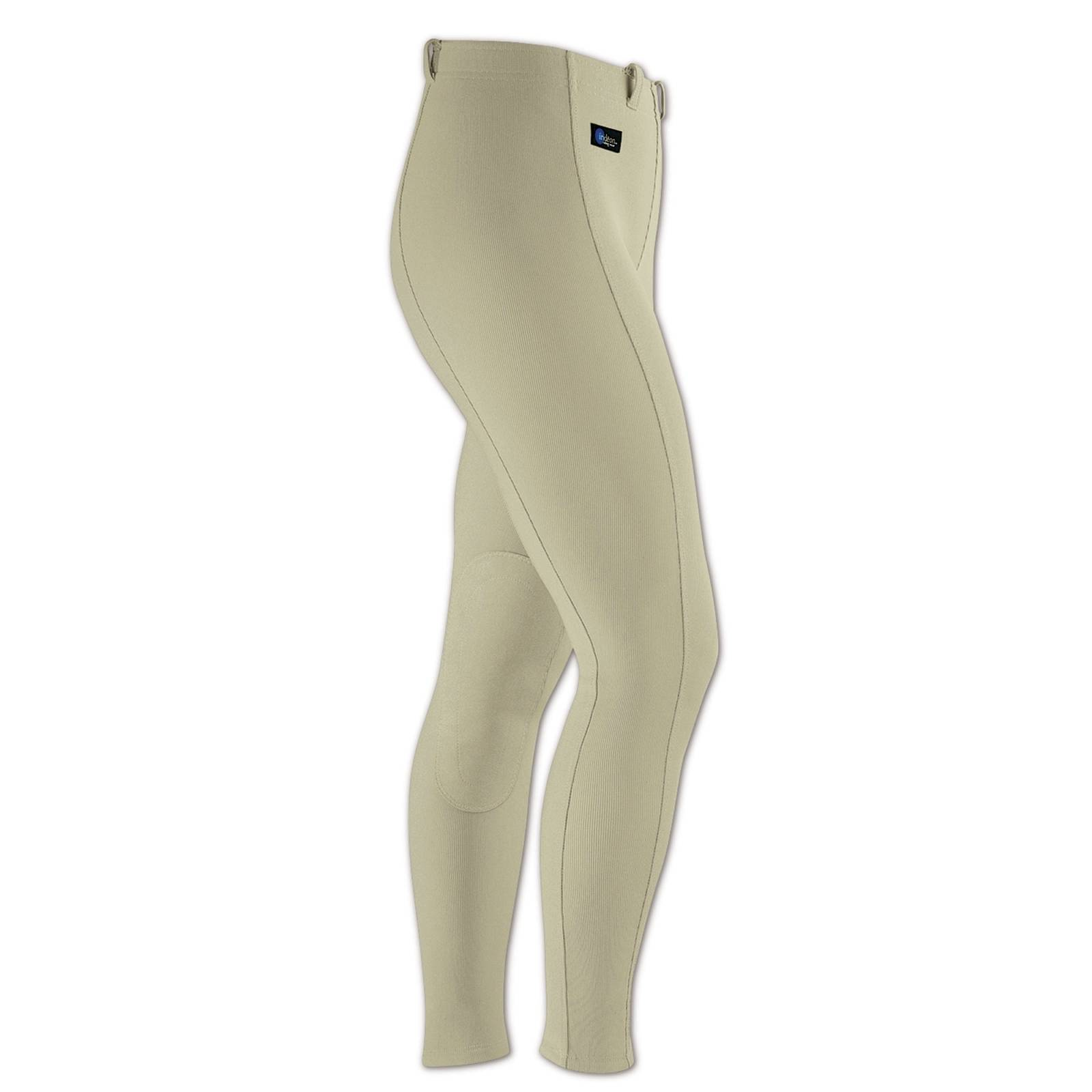 Irideon Cadence Low Rise Knee Patch Breeches - Ladies
