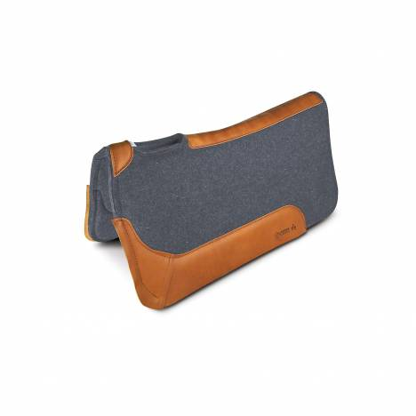 Ricotti Square Wool Blend Western Saddle Pad