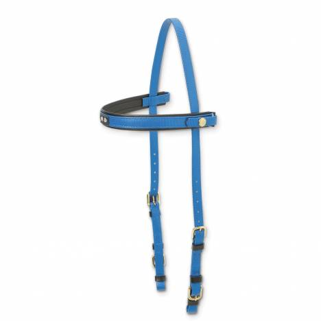 Zilco Deluxe Endurance Bridle Headstall Piece