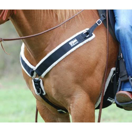 Cashel Fleece Breastcollar