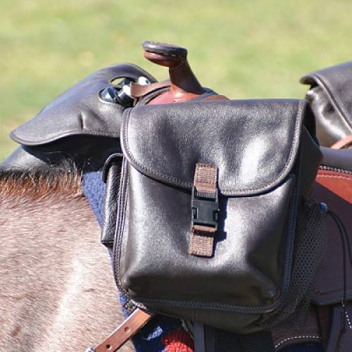 Cashel Leather Horn Bag