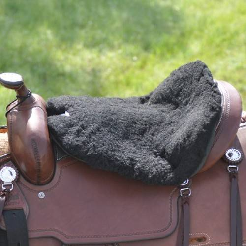 Cashel Western Fleece Luxury Tush Cushion